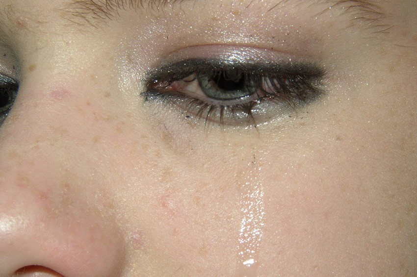 Nesnáším smutek